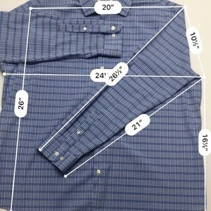 Goodiellow & CO Shirts - GOODIELLOW & CO Men's Slim Fit Dress Shirt XXL